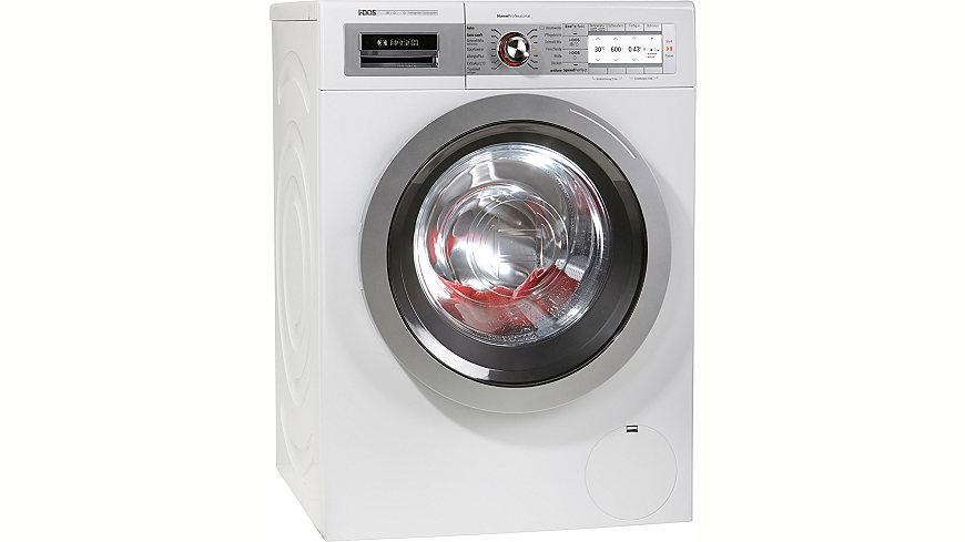 BOSCH Waschmaschine WAY32843, A+++, 8 kg, 1600 U/Min, Energieeffizienz: A+++
