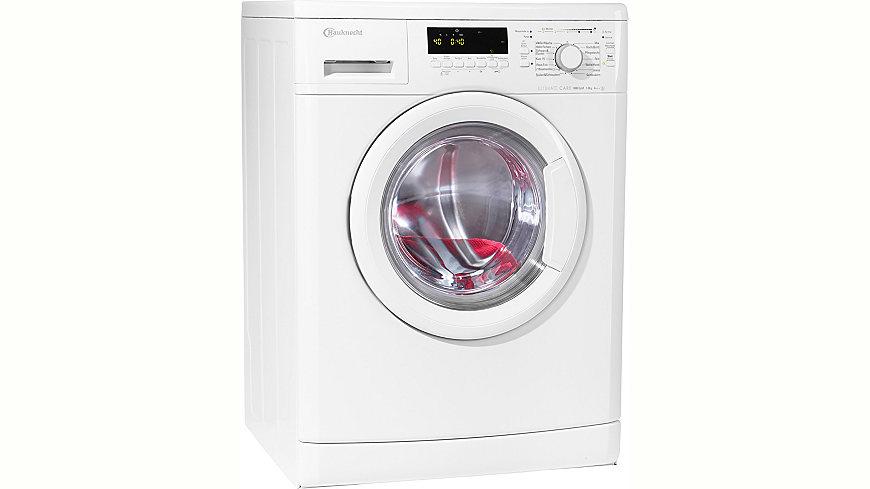 Bauknecht Waschmaschine WA Eco Star 81, A+++, 8kg, 1400 Touren,