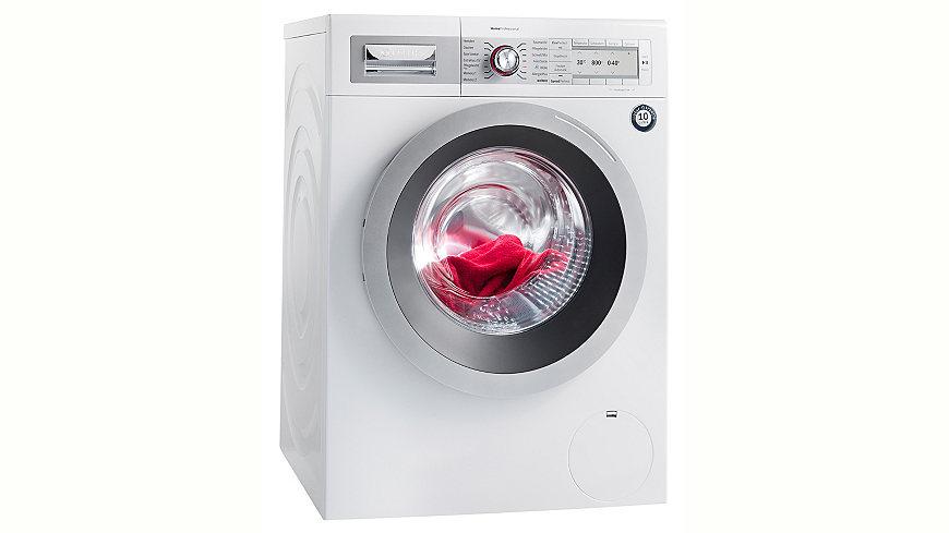 Bosch Waschmaschine WAY32742, A+++, 8 kg, 1600 Touren, Energieeffizienz: A+++