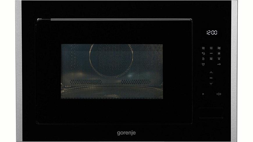 Gorenje Mikrowelle BM251S7XG, mit Grill und Heißluft, 25 Liter, 900 Watt