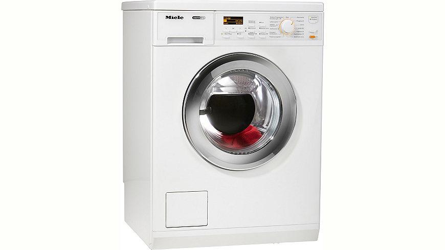 Miele Waschtrockner WT 2796 WPM, A, 6/3 kg, 1600 Touren, Energieeffizienz: A