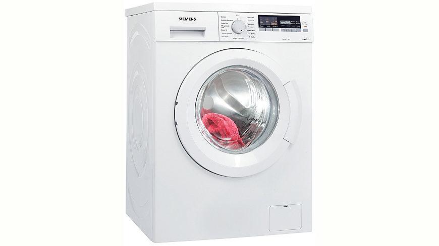 Siemens Waschmaschine WM14Q441, A+++, 7kg, 1400 Touren, Energieeffizienz: A+++