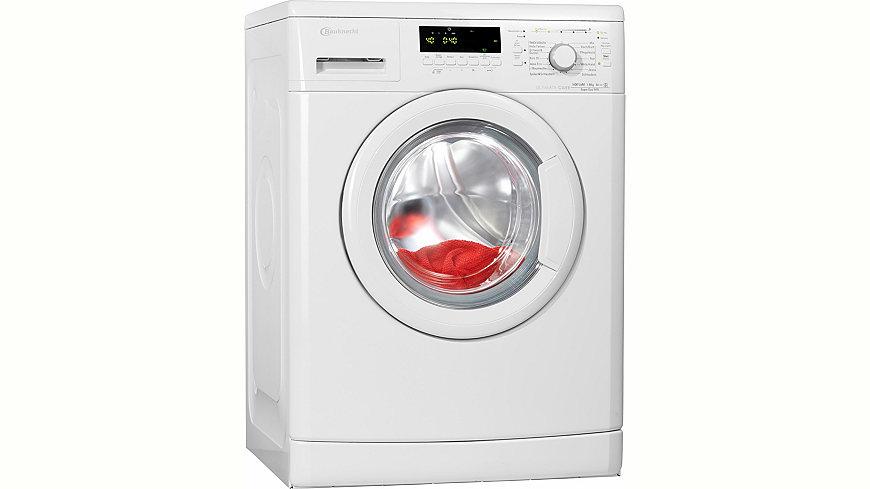 BAUKNECHT Waschmaschine Super Eco 8415, A+++, 8 kg, 1400 U/Min,