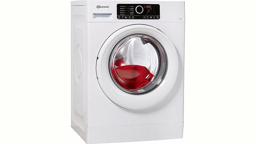 BAUKNECHT Waschmaschine Super Eco 9416, A+++, 9 kg, 1400 U/Min,