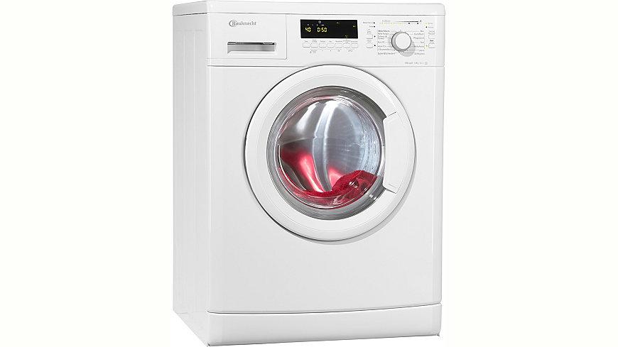 BAUKNECHT Waschmaschine WA Eco Star 84 PS, A+++, 8 kg, 1400 U/Min,