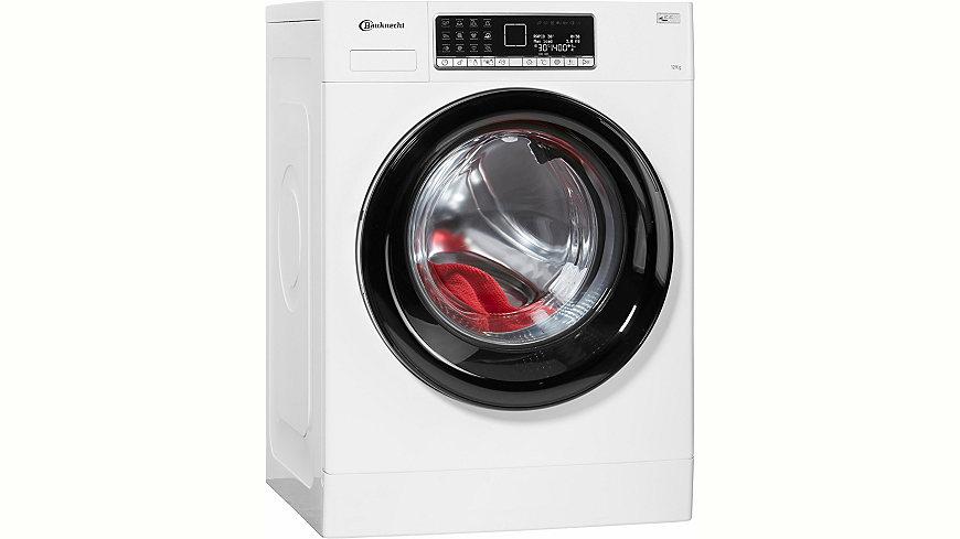 BAUKNECHT Waschmaschine WA Prime 1254 Z, A+++, 12 kg, 1400 U/Min,