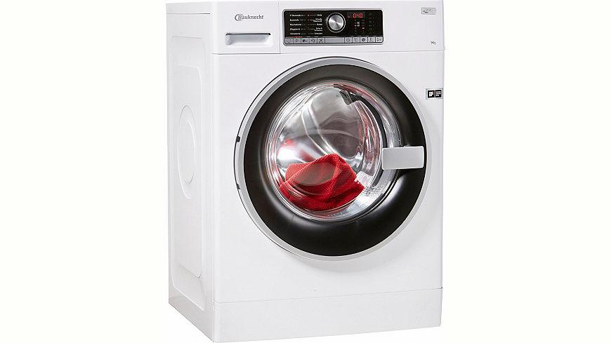 BAUKNECHT Waschmaschine WM Trend 914 ZEN, A+++, 9 kg, 1400 U/Min,