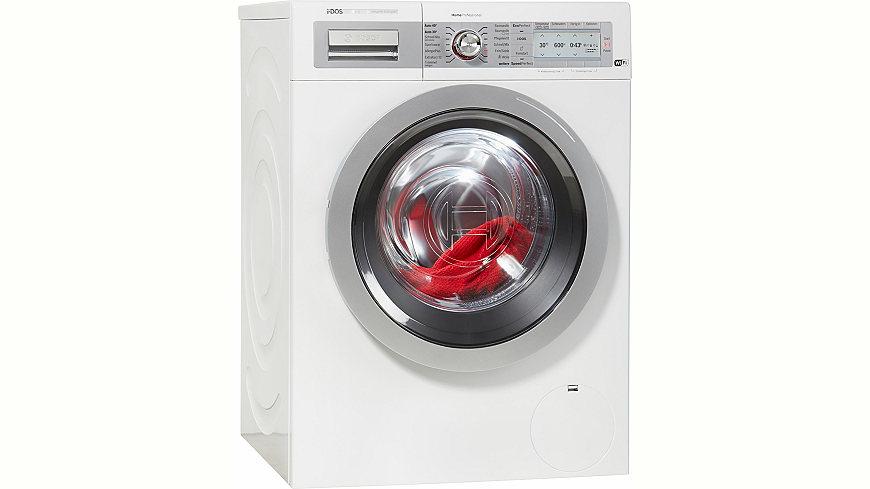 BOSCH Waschmaschine WAYH2840, A+++, 8 kg, 1600 U/Min, Energieeffizienz: A+++,