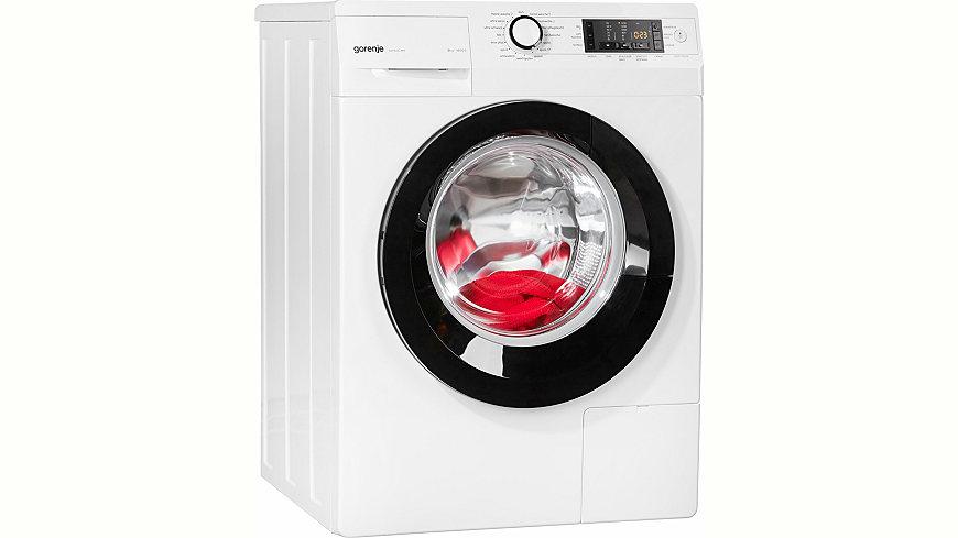 Gorenje Waschmaschine W 9.6 ECO, A+++, 9 kg, 1600 U/Min, Energieeffizienz: A+++,