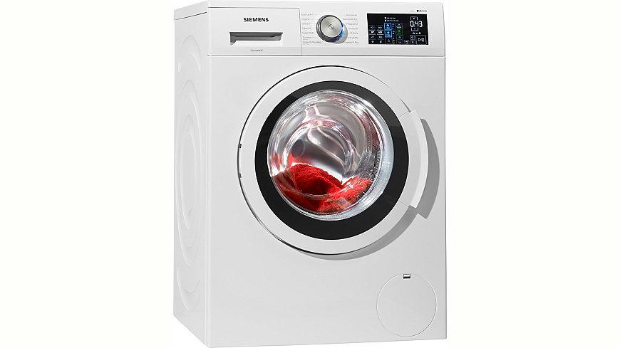 siemens waschmaschine wm14t640 i dos a 8 kg 1400 u min energieeffizienz a ekinova. Black Bedroom Furniture Sets. Home Design Ideas