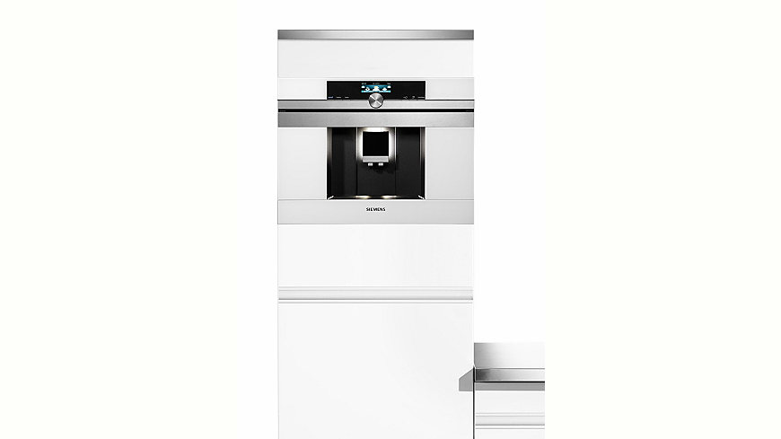 siemens einbau kaffeevollautomat iq700 ct636les1 ekinova. Black Bedroom Furniture Sets. Home Design Ideas