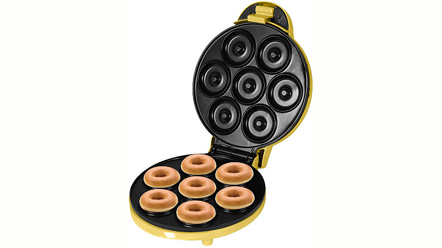 Team-Kalorik TEAM KALORIK Donutmaker TKG DNM 1002 NYC, 700 Watt