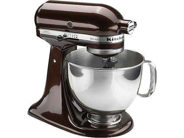 kitchenaid k chenmaschine artisan inkl sonderzubeh r im wert von ca 214 espresso ekinova. Black Bedroom Furniture Sets. Home Design Ideas