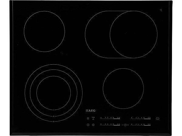 aeg glaskeramik kochfeld competence hk654070fb ekinova. Black Bedroom Furniture Sets. Home Design Ideas