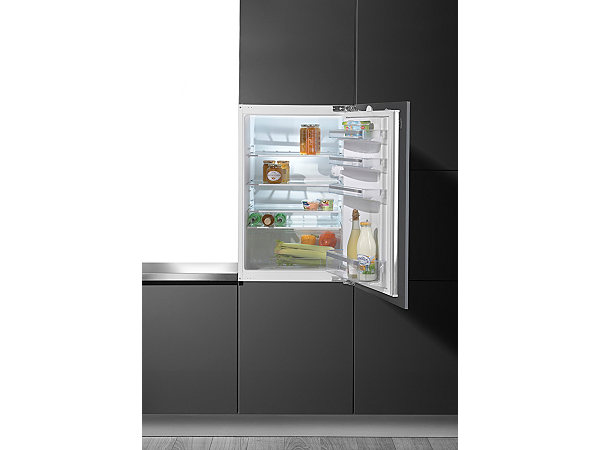 bosch integrierbarer einbau k hlschrank kir18v60 a 88 cm energieeffizienz a ekinova. Black Bedroom Furniture Sets. Home Design Ideas