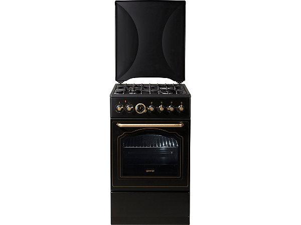 gorenje classico gas elektro standherd k 57 clb1 a 50 cm breite ekinova. Black Bedroom Furniture Sets. Home Design Ideas