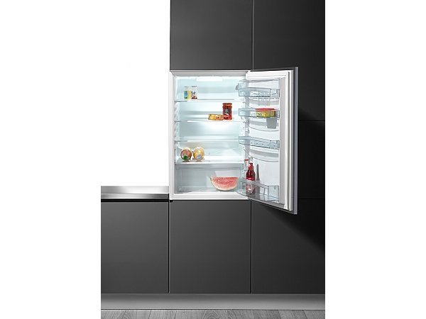 gorenje integrierbarer einbau k hlschrank ri 4092 aw a 88 cm energieeffizienz a ekinova. Black Bedroom Furniture Sets. Home Design Ideas