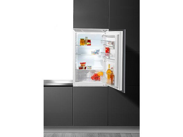 hanseatic einbauk hlschrank heks 8854a2 a 88 cm hoch energieeffizienz a ekinova. Black Bedroom Furniture Sets. Home Design Ideas