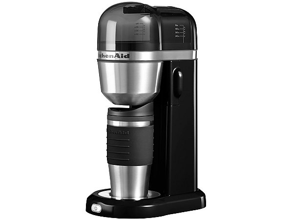 kitchenaid kaffeemaschine 5kcm0402eob onyx schwarz ekinova. Black Bedroom Furniture Sets. Home Design Ideas