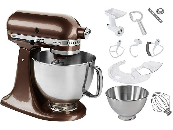 kitchenaid k chenmaschine artisan 5ksm150pseap inkl sonderzubeh r im wert von ca 210 euro. Black Bedroom Furniture Sets. Home Design Ideas