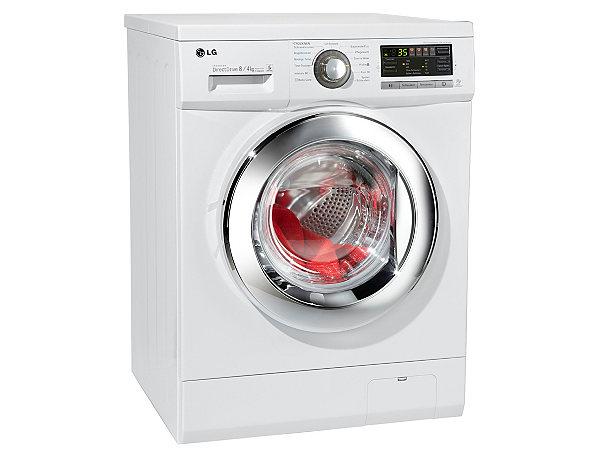 lg waschtrockner f1496ad3 b 8 kg 4 kg 1400 u min energieeffizienz b ekinova. Black Bedroom Furniture Sets. Home Design Ideas