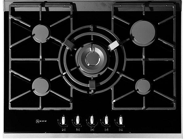 neff autarkes gas glaskeramik kochfeld ts 6776 n t67s76n1 mit integr kochstellenreglern. Black Bedroom Furniture Sets. Home Design Ideas