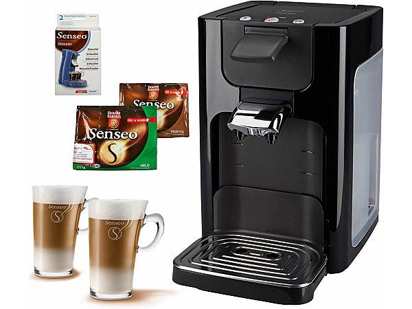 philips senseo kaffeepadmaschine hd7863 quadrante inkl gratis zubeh r im wert von 35 uvp. Black Bedroom Furniture Sets. Home Design Ideas
