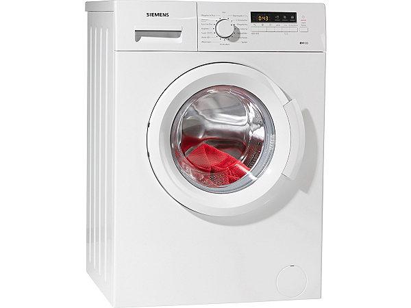 siemens waschmaschine wm14b2eco a 6 kg 1400 u min energieeffizienz a ekinova. Black Bedroom Furniture Sets. Home Design Ideas