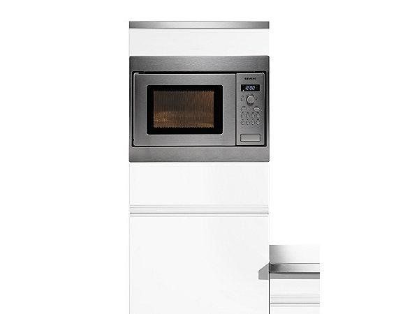 siemens einbau mikrowelle hf15m552 17 liter garraum volumen ekinova. Black Bedroom Furniture Sets. Home Design Ideas