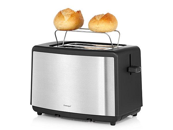 wmf bueno toaster edition 2 scheiben 800 watt cromargan matt ekinova. Black Bedroom Furniture Sets. Home Design Ideas