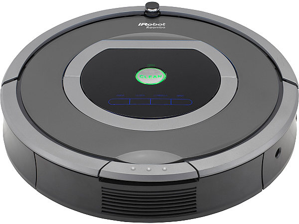 irobot saugroboter roomba 782e beutellos schwarz grau ekinova. Black Bedroom Furniture Sets. Home Design Ideas